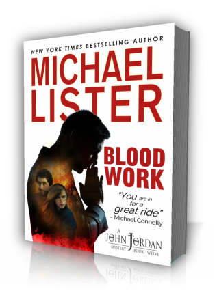 Excellent Kirkus Review for Bestselling Crime Author MichaelLister